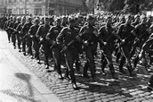 Soviet Troops in Czechoslovakia
