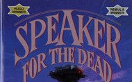 Speaker for the Dead by Orson Scott Card -Lucas