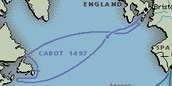 Cabot's Route 1497