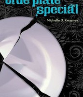 Blue Plate Special by Michelle Kwasney