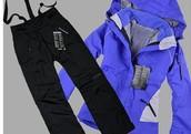 (Hard-shell Pants and Jacket)