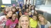 Mrs. Tilford's 3rd Grade Class