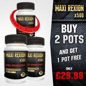 MaxiRexion 2 Pots