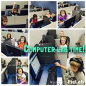 Computer Lab!