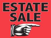 Estate Sale Services Available