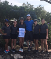 Varsity Girls' Golf Team