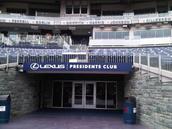Lexus Presidents Club Tickets