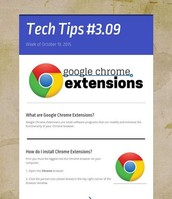 Google Chrome Extensions