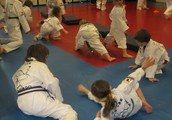 Are you ready to kick and punch in the world of Tae Kwon Do?
