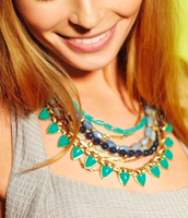 Treat her to the Necklace She Can Wear 5 Ways.