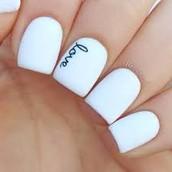 We do neat nail work!