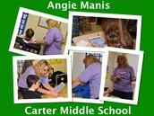 Angie  Manis