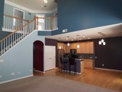 Hermosa sala de estar!