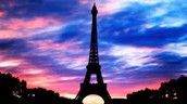 I want to stand on top of the Eiffel Tower.