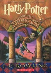 The famous book-Harry Potter and the Sorcerer's stone