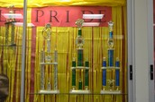 The Trophies our School has won