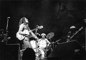 Bob Marley en concert.