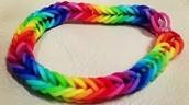 Fishtail bracelet!