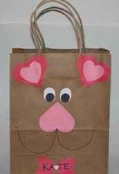 Remember your Valentine's Bag!
