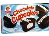 LITTLE DEBBIE'S NEW CHOCOLATE CUPCAKES