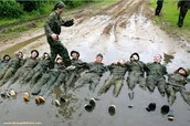 military training issue