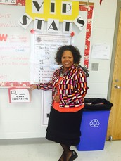 Teacher Spotlight: Ms. Pipkin, Dade