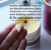 Micro-dermabrasion Paste!