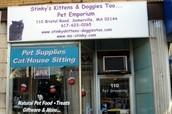 Stinky's Kittens & Doggies Too