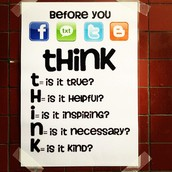 Our mindset as digital citizens.