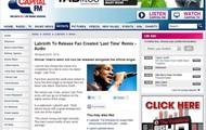 Labrinth Press Release