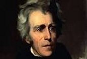 Why is Andrew Jackson a hero?