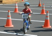 Get hands-on bike safety training.