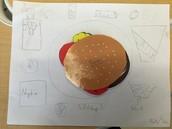 Build a Hamburger Review Game