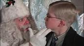 Santa and Ralph