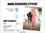 Promote to Associate Stylist