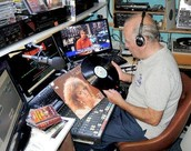 Pete links up with The  Gene Martin Show every Saturday