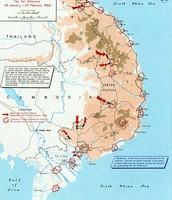 Veitnam Map