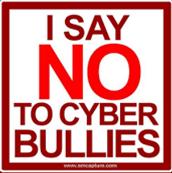 Say NO! To Bullying!