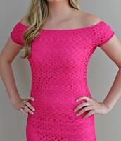 Amazing  Pink Dress