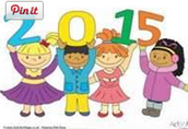 Healthy Resolutions for PreK-12