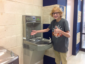 Find the BEST Water at FMHS/FM9