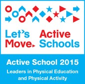 Midway Elementary School Wins 2015 Let's Move! Active Schools National Award!