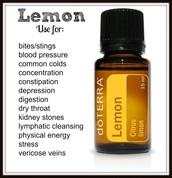 FREE bottle of Lemon
