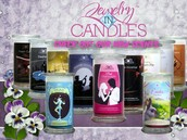My shop offers candles and tarts with jewlery inside!