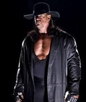 What's left of the Undertaker?