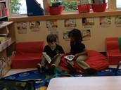 Partner reading!