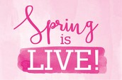 Spring is LIVE....and Add-On Kit