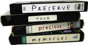 Preserve your tapes for future generations.