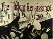 The Harlem Renaissance time period