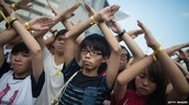 The Public Face of Hong Kong Protests